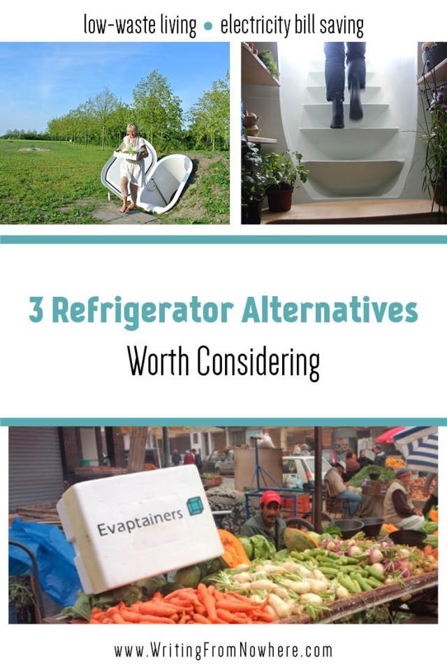 3 refrigerator alternatives worth considering_Writing From Nowhere