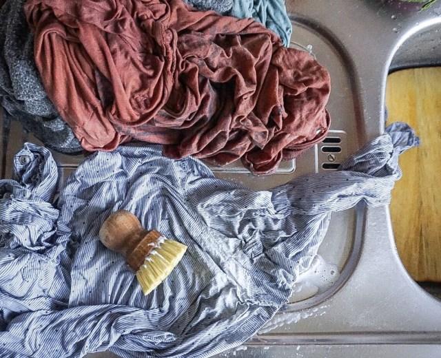 Capsule wardrobe upkeep_Writing From Nowhere