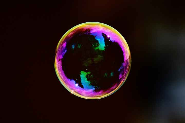 BUBBLES – IN THE MAKING