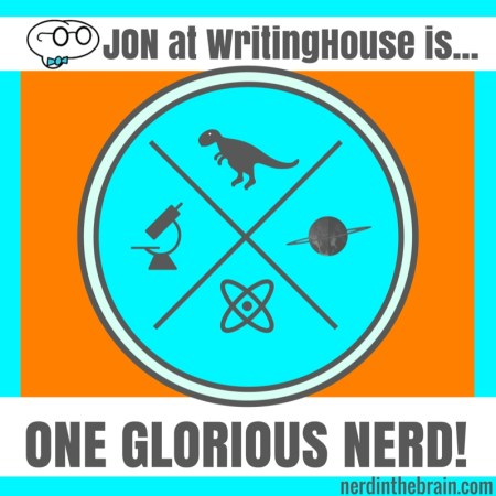 A Nerd - and proud of it!