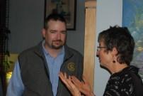 superintendent ed and representative suzi