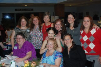 Writers with Sarah, Marybeth - launch 10-13