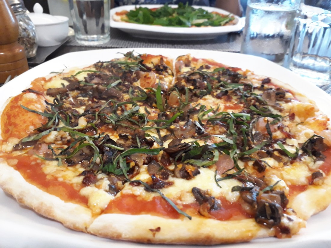 Sicilia Pizza via WritingInTheKitchen.Com - @WritingInTheKitchen