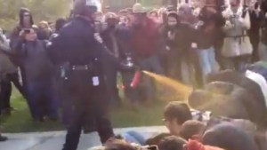 Pepper Spray at UC Davis