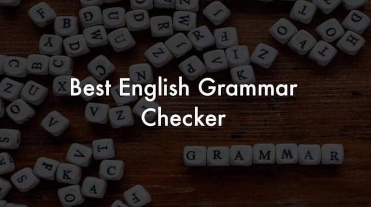 best English Grammar Checker