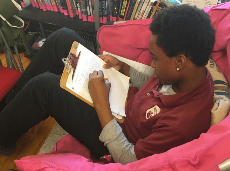 Dear PenPal: Reading Conversations Across Boston (Part 2)