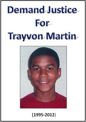 Image result for justice for trayvon martin