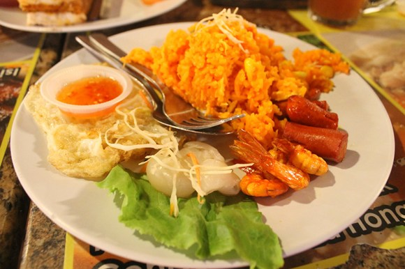 Singgah Selalu Fried Rice RM$8