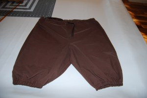completed pants