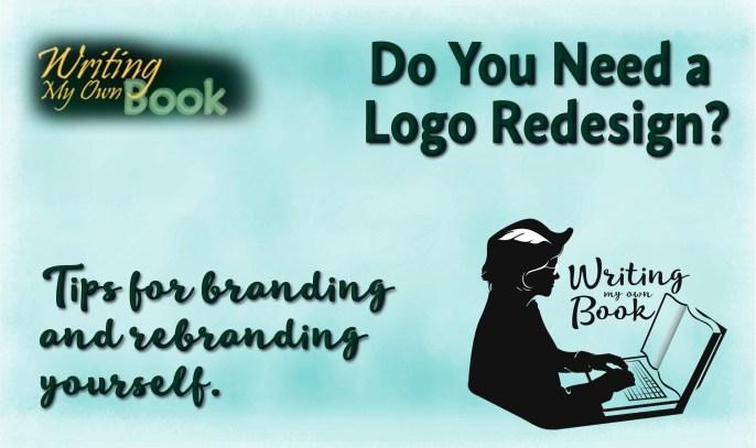 Branding – Do Authors Need Logos?