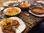 That egg & pepper dish to the right is called menemen and it was the bomb.com.