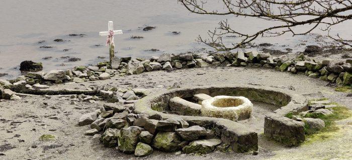 Holy Well at Lough Atalia