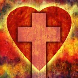heart-cross