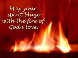 Blaze with God's Love