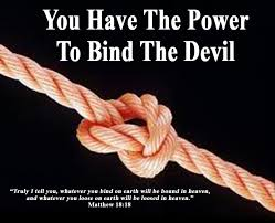 Power to Bind The Devil