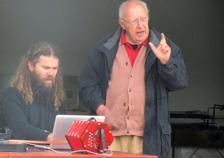 Riku Lätti and Jans Rautenbach 2
