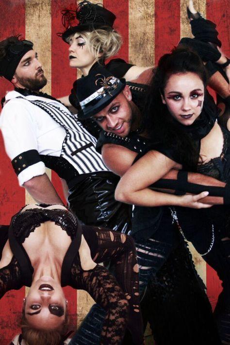 Bon Soir Group - Alex & Lucy Tops, Ash Searle, Rub…adine Theron