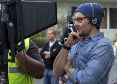 Director JOEL EDGERTON on the set of THE GIFT. FACEBOOK.COM/GIFTMOVIE TWITTER@GIFTMOVIE INSTAGRAM@GIFTMOVIE #GIFTMOVIE