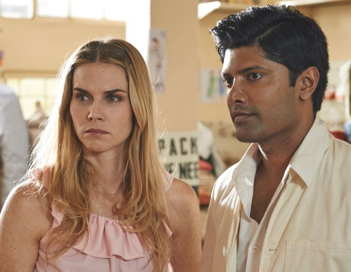 Nicola Breytenbach and Andrew Govender in FREE STATE