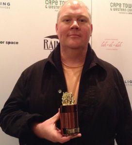 Twee Grade van Moord producer Barry Strick