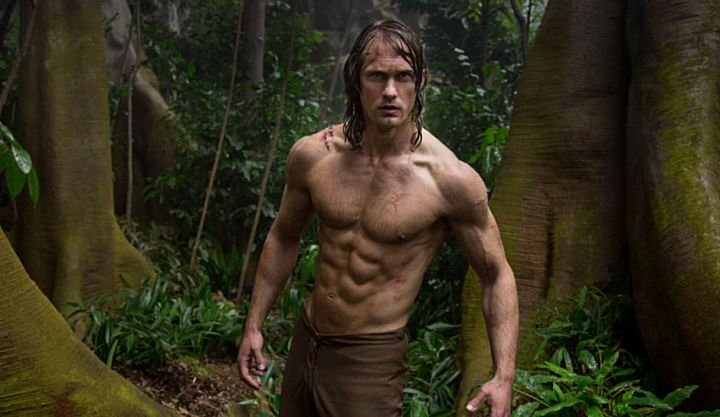 The-Legend-Of-Tarzan-Alexander-Skarsgård-Margot-Robbie-Edgar-Rice-Burroughs