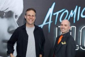 Sam Hart and Antony Johnston