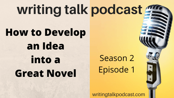 How to Develop an Idea into a Great Book with Guest Andrew Hastie