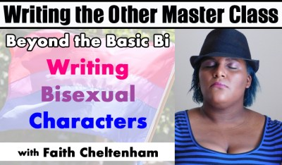 Writing Bisexual Characters Master Class