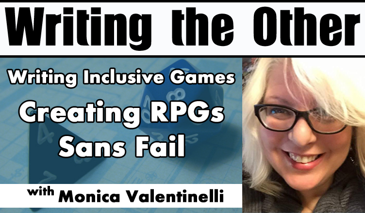 Writing the Other Sans Fail with Monica Valentinelli