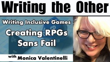 Writing Inclusive Games - Creating RPGs Sans Fail