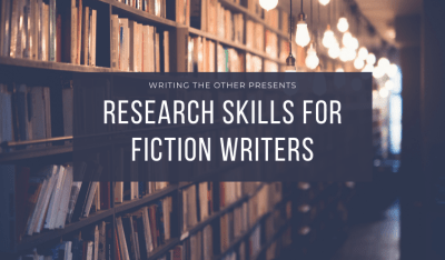 Research Skills for Fiction Writers