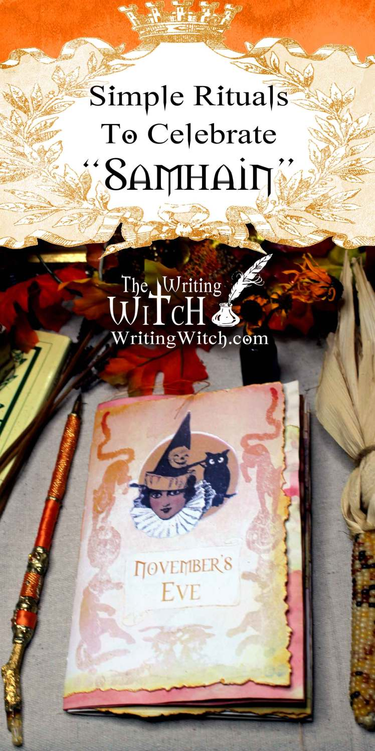 How To Celebrate Samhain With Simple Witchy Rituals