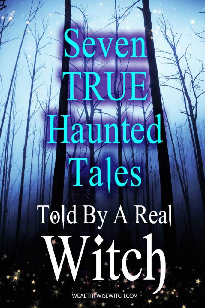 ghost stories told by a witch