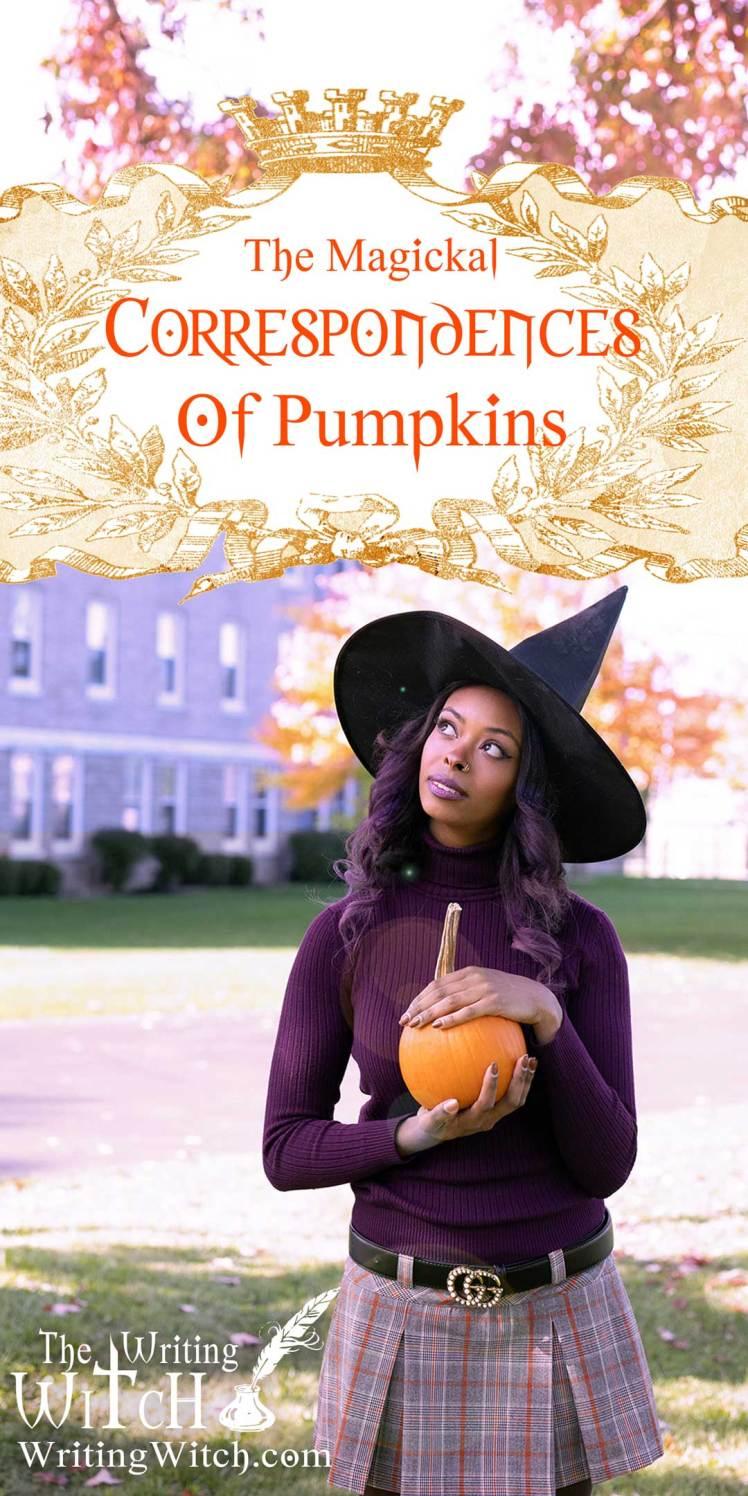 magickal correspondences of pumpkins