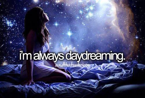 """Daydreamers."""