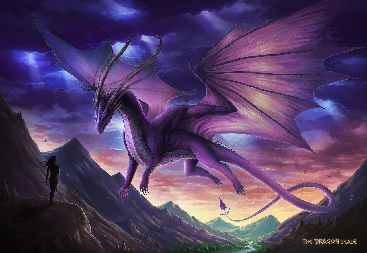 """Dragons."""