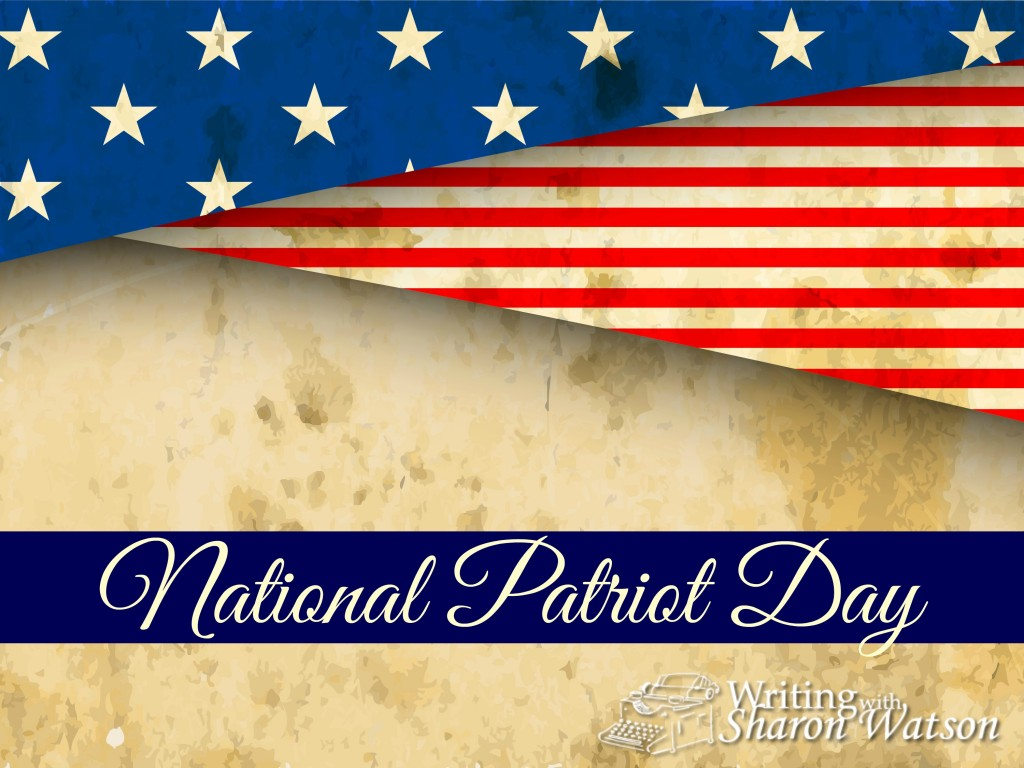 National Patriot Day High School Writing Prompt