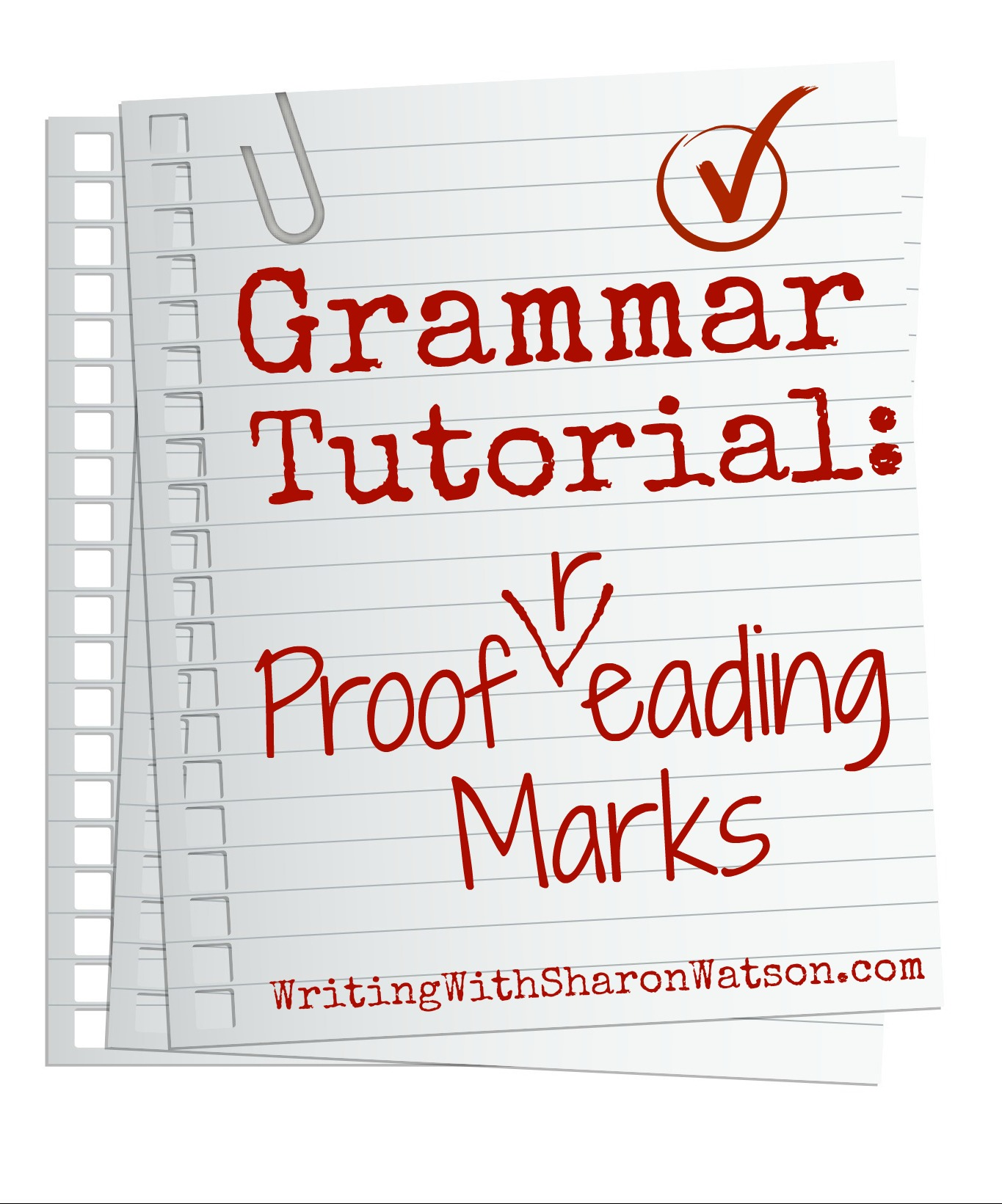 Proofreading Marks Tutorial