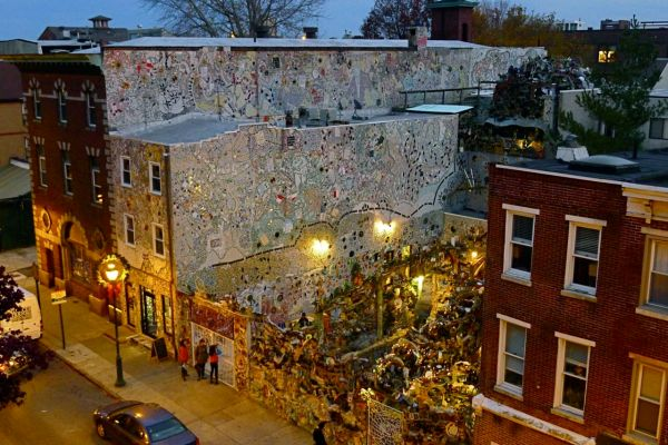 Philadelphia Magic Gardens Helped Save South Philly