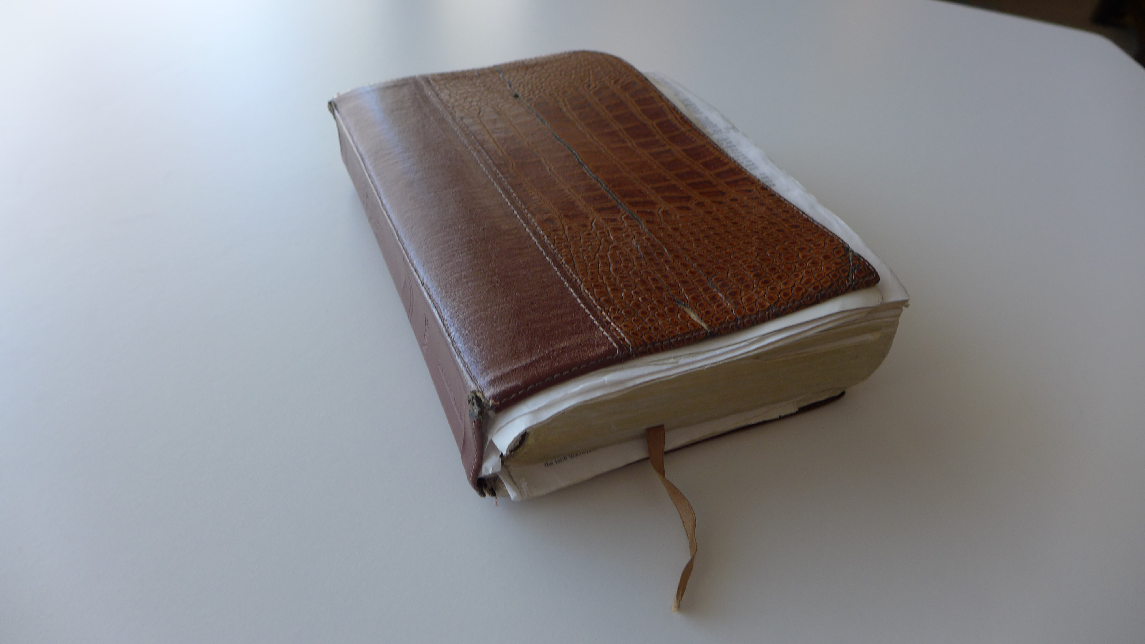 Bible Wreck Saved By Leonard S Books Before And After The