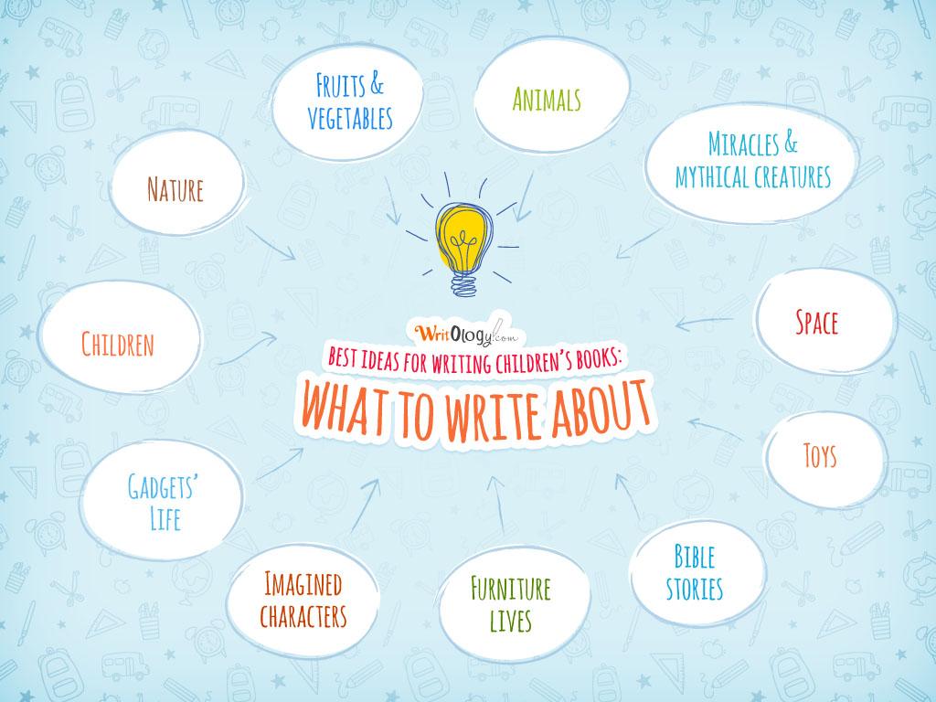 11 Best Ideas For Writing Children S Books