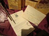 """""""Dear Mr. Potter, We are pleased to inform you..."""""""