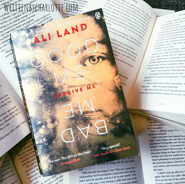 books that made me a reader, written by charlotte, fave reads, good me bad me, ali land
