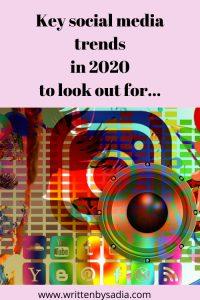 social media trends in 2020