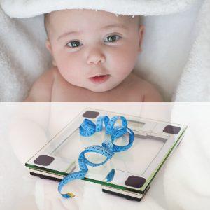 how much weight should a baby gain per week