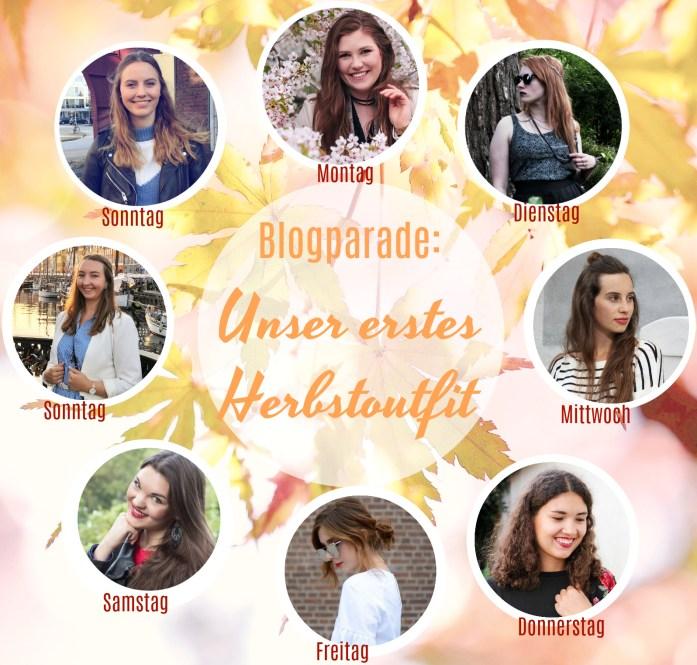 Blogparade Herbstoutfit