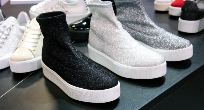 Schuhtrend High Top Sneaker
