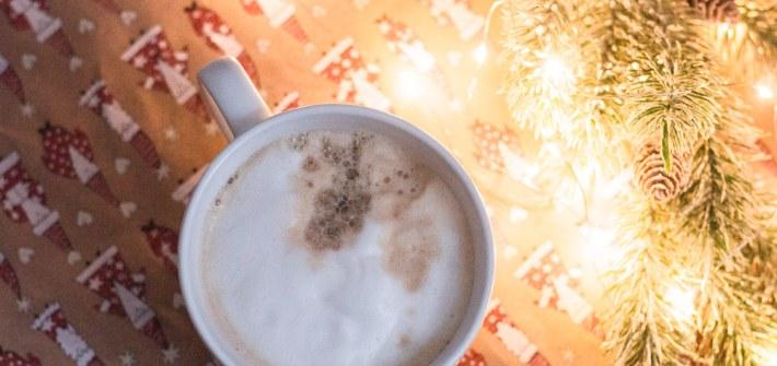 Winter Mandel-Amaretto Kaffee