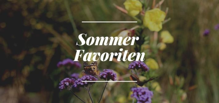 Sommer Favoriten