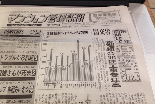 マンション管理士新聞